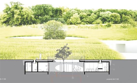 Praca konkursowa na Dom Ekologiczny