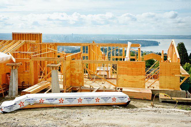Budowa domu szkieletowego - VADEMECUM dla budujących