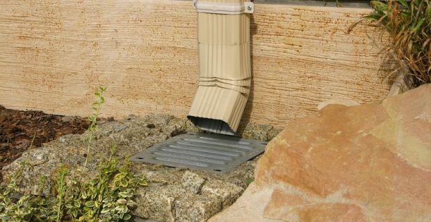 Odprowadzenie wody z dachu