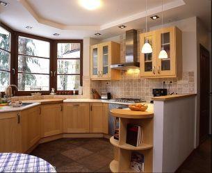Jak zaaranżować rodzinną kuchnię otwartą na salon?