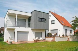 Ekologiczne domy we Francji