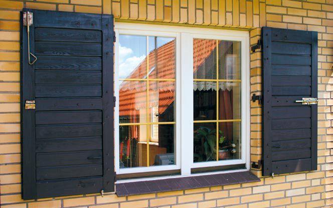 Okiennice okienne - stary sprawdzony sposób osłaniania okien