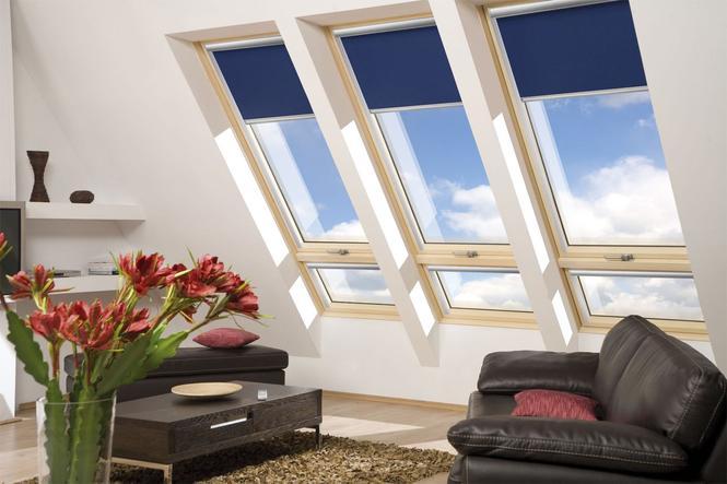 Jak od wewnątrz osłonić okna dachowe? Rolety, żaluzje, plisy