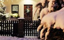 Oświetlenie domu na święta Bożego Narodzenia. Zobacz pomysły na świąteczne oświetlenie użytkowników Forum Muratora