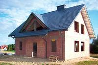 Betonowiec - dom z betonowym poddaszem użytkowym