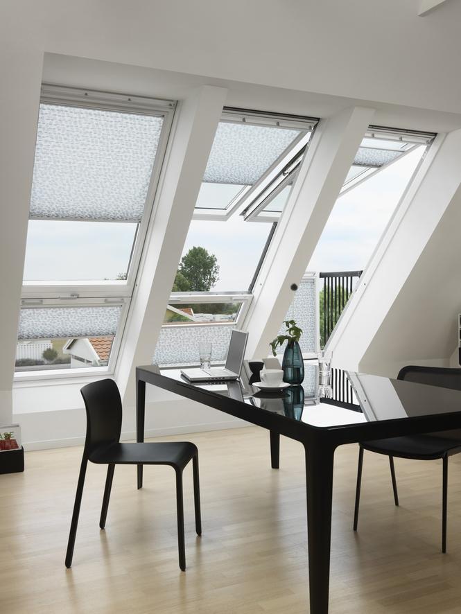 Łaczenie okien dachowych VELUX