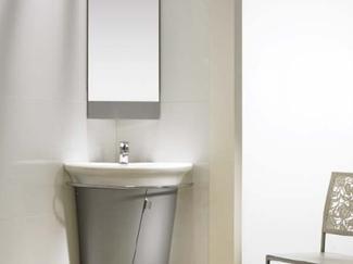 Mała łazienka - umywalka