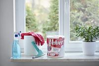 velvet mycie okien