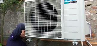 Klimatyzacja - jednostka zewnętrzna