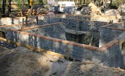 Fundamenty murowane: z czego zrobić ściany fundamentowe murowane