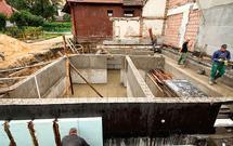 Budowa fundamentów - na jakim poziomie robić nowe fundamenty