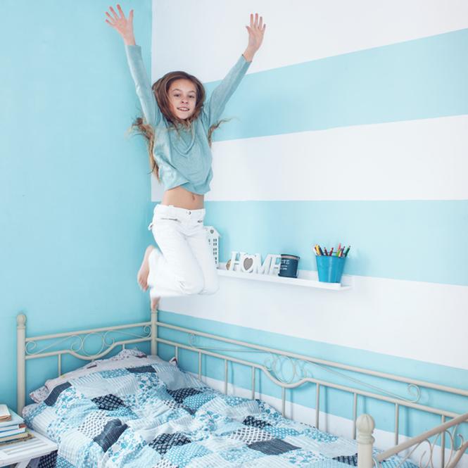 nowe inspiruj ce kolory do pokoju dziecka dob r. Black Bedroom Furniture Sets. Home Design Ideas