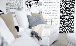 Wnętrze w stylu skandynawskim: kolory i tkaniny