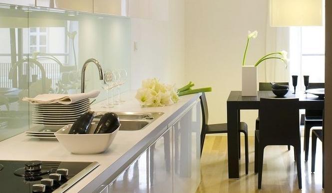 Jakie szkło nad blatem w kuchni?