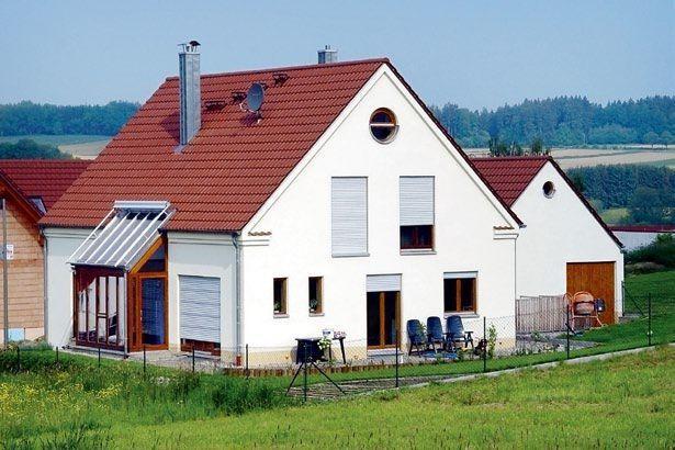 Ściany i okna oszczędzające energię