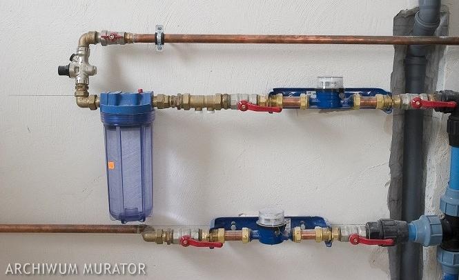 Instalacja wodna - elementy potrzebne i przydatne w instalacji wodnej