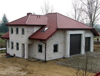 Autoklawizowany beton komórkowy – budynek usługowy