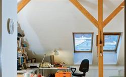 Jak urządzić pokój wypoczynkowy na poddaszu?
