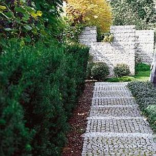 Pomysł na ogród galeria